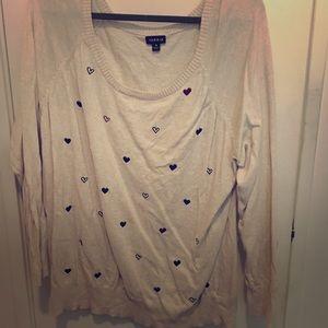 Torrid ♥️ sweater